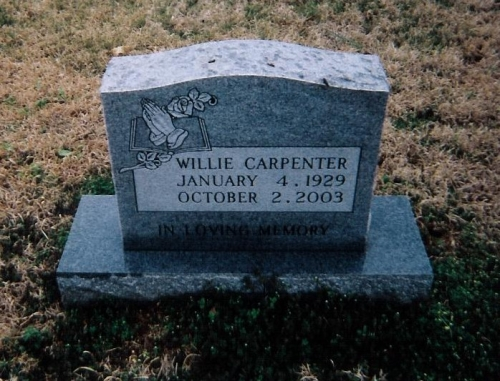 Willie Carpenter