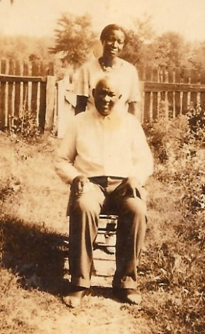 John L. Richardson Leake Sr. & Victoria Rice Crawford-Leake
