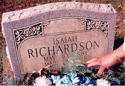 Isaiah (Munch) Richardson (2nd Generation)