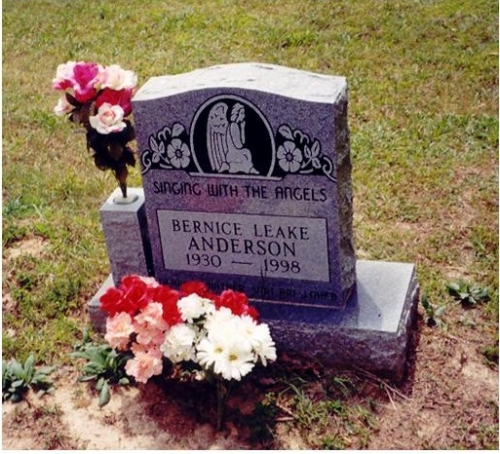 Bernice Leake-Anderson (4th Generation)