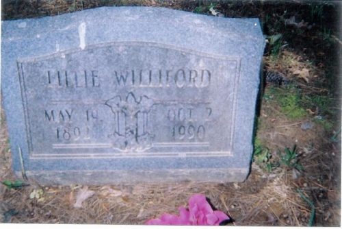Lillie Freeman Richardson-Williford