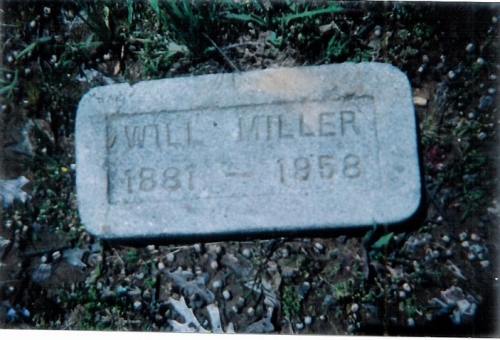 William (Will) Miller Jr.
