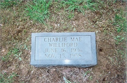 Charlie Mae Leake-Williford (4th Generation)