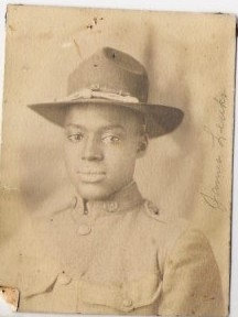 James Eugene Leake (World War I Veteran)